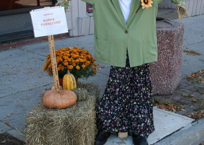 Fall Fest Scarecrow 009